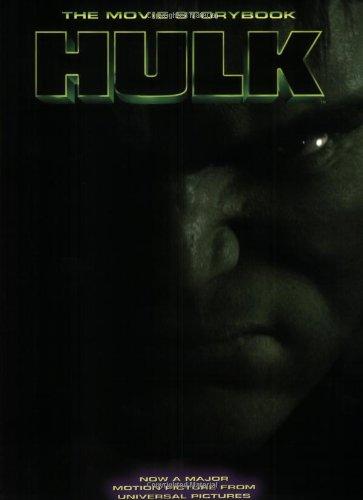 9780060519087: The Hulk: The Movie Storybook