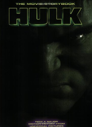 9780060519087: The Hulk: The Movie Storybook