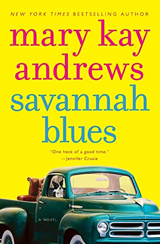 9780060519131: Savannah Blues: A Novel