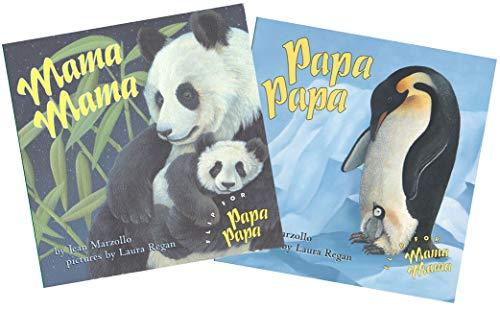 9780060519155: Mama Mama/Papa Papa Flip Board Book (Flip Board Books (Harperfestiv)