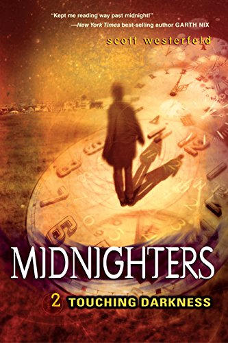 9780060519544: Touching Darkness (Midnighters, Book 2)
