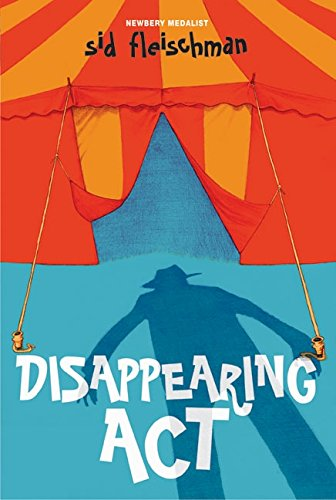 9780060519643: Disappearing Act