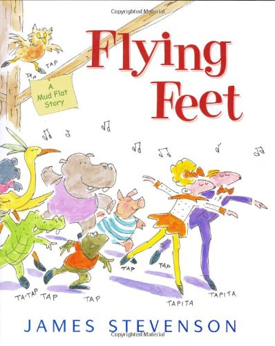 9780060519759: Flying Feet: A Mud Flat Story