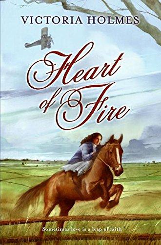 9780060520373: Heart of Fire