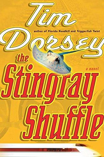 9780060520458: The Stingray Shuffle (Serge Storms)