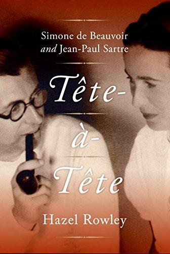 9780060520595: Tete-a-Tete: Simone de Beauvoir and Jean-Paul Sartre