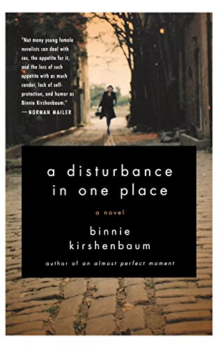 9780060520885: A Disturbance in One Place: A Novel