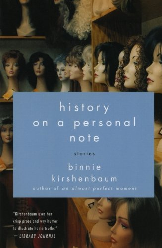 9780060520892: History on a Personal Note: Stories