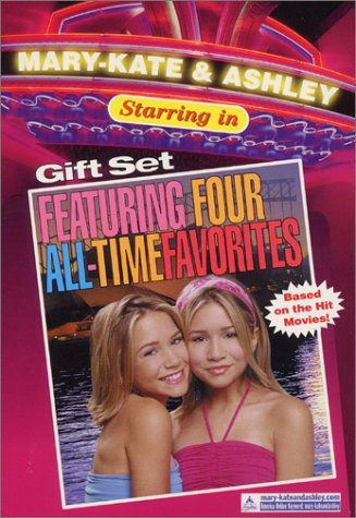 9780060521103: Mary-Kate & Ashley Starring in Gift Set