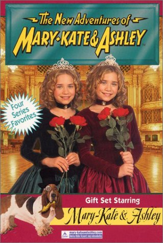9780060521141: The New Adventures of Mary-Kate & Ashley Gift Set