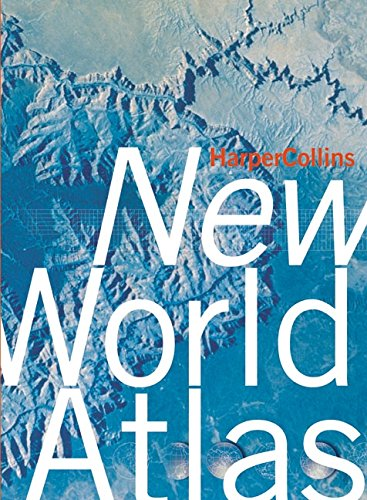 9780060521202: HarperCollins New World Atlas