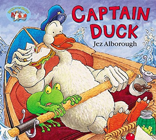 9780060521233: Captain Duck