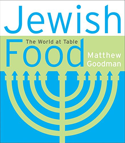 9780060521288: Jewish Food: The World at Table