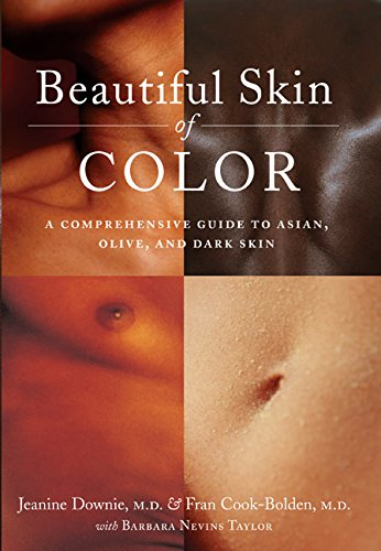 9780060521530: Beautiful Skin of Color: A Comprehensive Guide to Asian, Olive, and Dark Skin