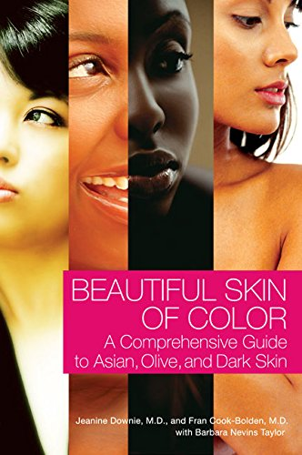 9780060521554: Beautiful Skin of Color: A Comprehensive Guide to Asian, Olive, and Dark Skin