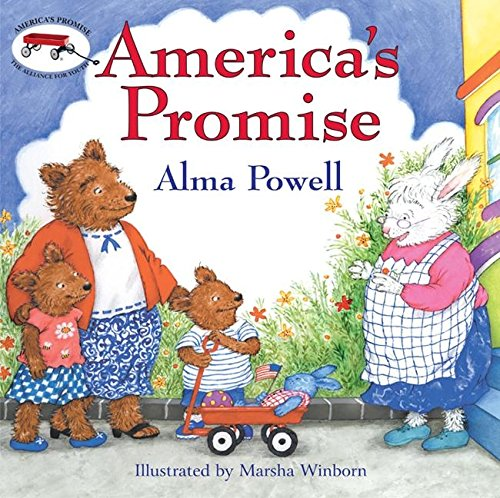 America's Promise: Powell, Alma (illustrated by Marsha Winborn)