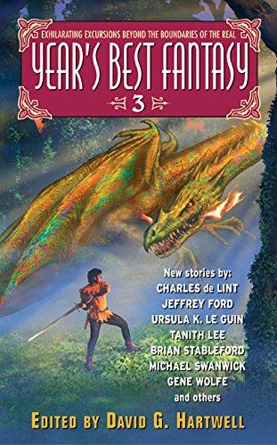 9780060521806: Year's Best Fantasy: v.3: Vol 3