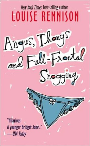 9780060521844: Angus, Thongs and Full-Frontal Snogging