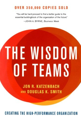 9780060522001: The Wisdom of Teams: Creating the High-Performance Organization