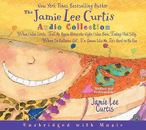 9780060522339: Title: The Jamie Lee Curtis CD Audio Collection
