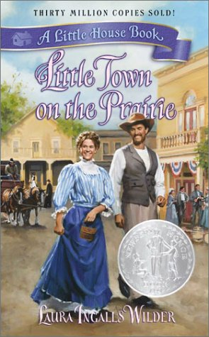 9780060522421: Little Town on the Prairie (Little House)