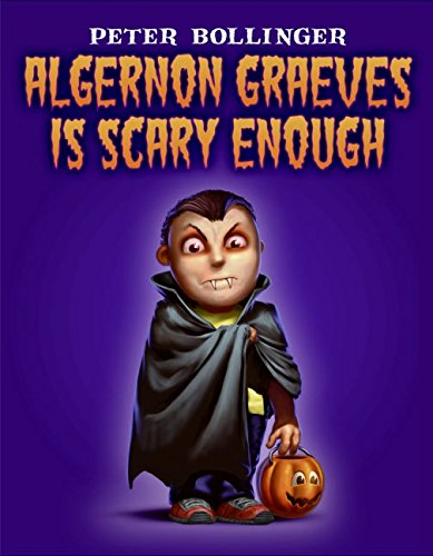 9780060522681: Algernon Graeves Is Scary Enough