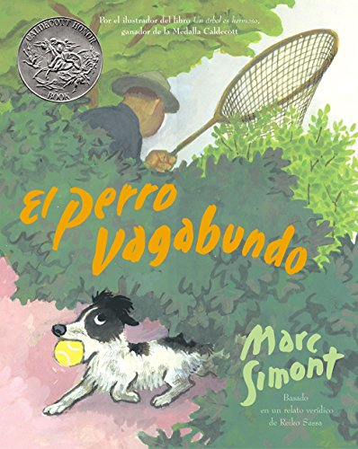 The Stray Dog (Spanish edition): El perro vagabundo: Marc Simont; Illustrator-Marc Simont