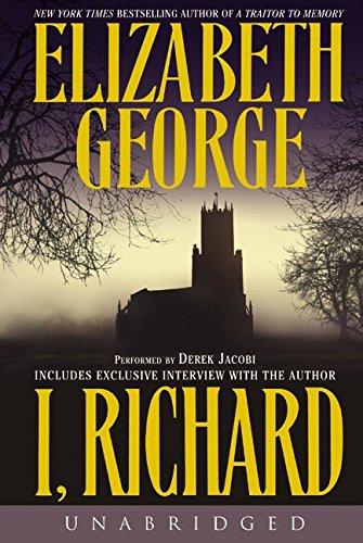 9780060523022: I, Richard