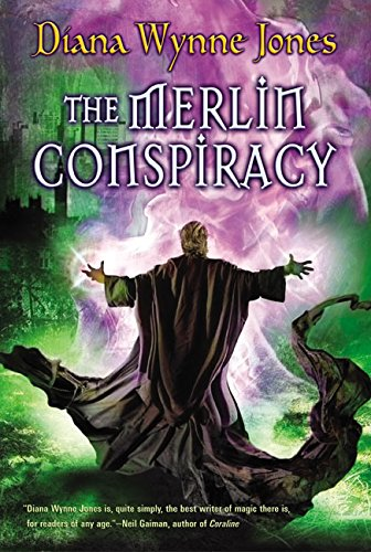 The Merlin Conspiracy (Magids) (9780060523206) by Jones, Diana Wynne