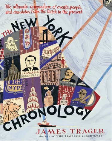 9780060523411: New York Chronology