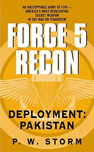 9780060523497: Force 5 Recon: Deployment: Pakistan