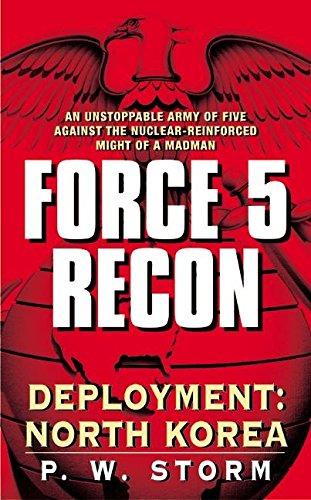 9780060523503: Force 5 Recon: Deployment: North Korea