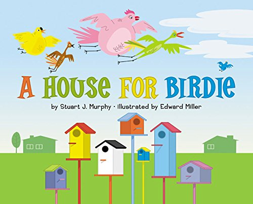 9780060523510: A House for Birdie (MathStart 1)