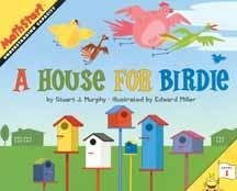 9780060523527: A House for Birdie (Mathstart)