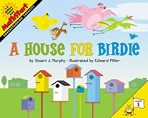 9780060523534: A House for Birdie (MathStart 1)