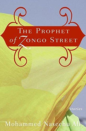 9780060523541: The Prophet of Zongo Street: Stories