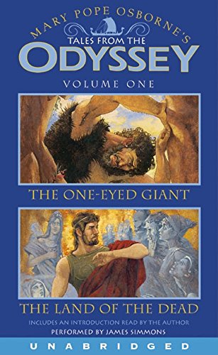 9780060524333: Tales From The Odyssey #1