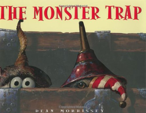9780060524982: The Monster Trap