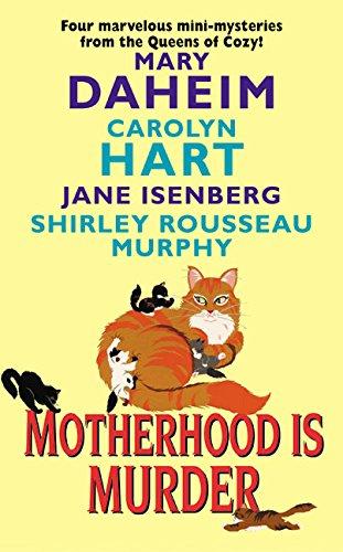 9780060525019: Motherhood Is Murder