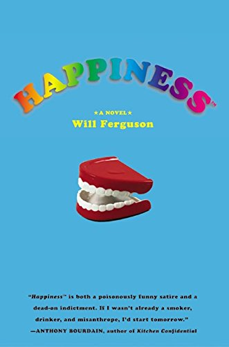 Happiness: Will Ferguson