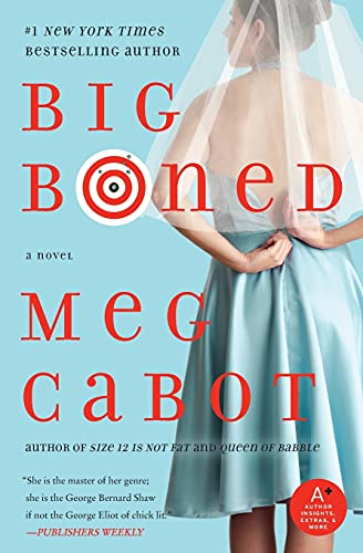 9780060525132: Big Boned (Heather Wells Mysteries)