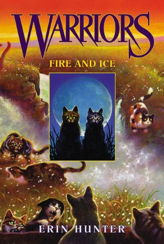9780060525590: Warriors 02 Fire and Ice