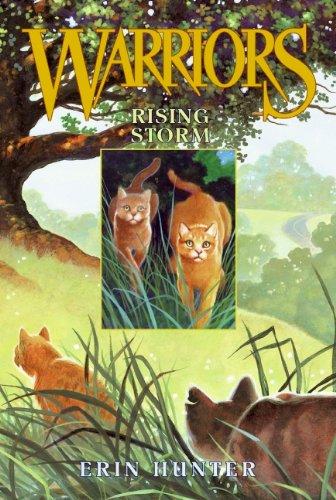 9780060525637: Rising Storm (Warriors, Book 4)
