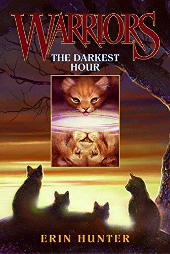 9780060525859: Warriors 6: The Darkest Hour