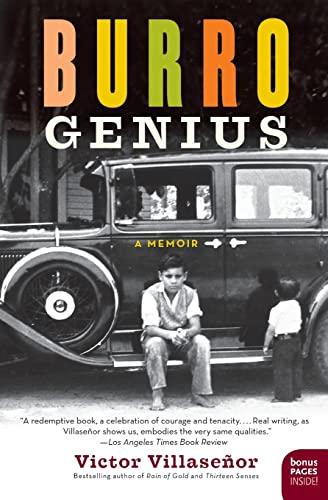 9780060526139: Burro Genius: A Memoir