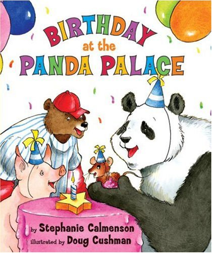 9780060526641: Birthday at the Panda Palace