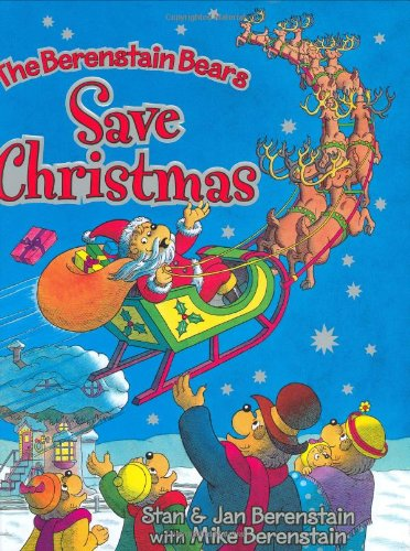 9780060526702: The Berenstain Bears Save Christmas