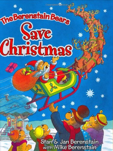 9780060526719: The Berenstain Bears Save Christmas