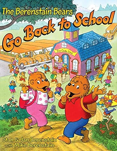 The Berenstain Bears Go Back to School (0060526734) by Jan Berenstain; Stan Berenstain; Mike Berenstain