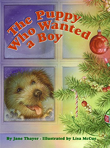 9780060526986: The Puppy Who Wanted a Boy